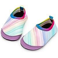Yorgou, scarpe da spiaggia per bambini, scarpe da spiaggia a piedi nudi, antiscivolo, per piscina e spiaggia