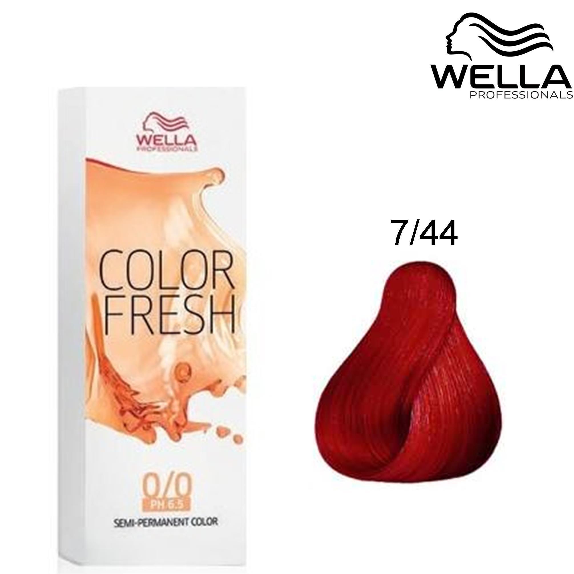 Color Fresh Wella 7/0 - Biondo