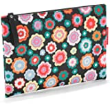 Reisenthel case 1 Pochette per trucco, 24 cm, Multicolore (Happy Flowers)