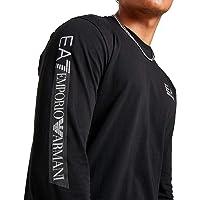 Emporio Armani Maglietta Uomo EA7 3ZPTB6 PJ02Z, T-Shirt Manica Lunga, Girocollo