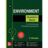 Environment Question Bank For Civil Services Preliminary Examination | Second Edition