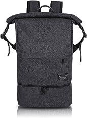 MIRAMAR Rucksack Wasserdichte Sporttasche Roll Top Nasse und Trockene Trennung Training Bag Multifunktional Daypack Outdoor für 15.6 Zoll Laptop und Schuhe für Damen und Herren