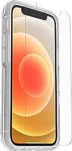 Otterbox Symmetry Clear Schutzhülle Und Performance Glass Displayschutz Für Apple Iphone 12 Mini Transparent