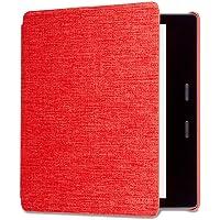 Custodia in tessuto che protegge dall'acqua per Kindle Oasis, rosso — Solo per dispositivi di 10ª generazione (modello…