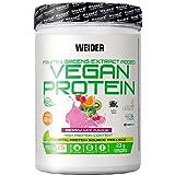 Weider Vegan Protein, sabor vainilla, proteína 100% vegetal ...