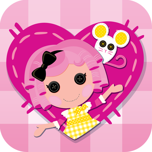 Lalaloopsy: Puzzle Party! (Cookie Crumbs Sugar)