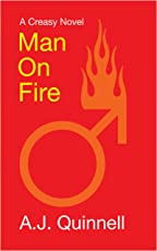 Man on Fire (A Creasy novel Book 1) (English Edition)