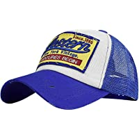 heekpek Cappello Uomo Baseball Cappellino con Visiera Estivo Ricamato Cappelli a Rete Donna Traspirante Cappellini…
