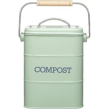 Bio Container Volumen 8 Liter, Mülleimer für Biomüll