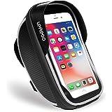 LEMEGO Borsa Bici Cellulare Bicicletta Manubrio Impermeabile Ciclismo Telaio Supporto da Porta Smartphone Compatibile per iPh