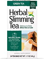 21st Century Slimming Tea -Green Tea - 24 Teabags