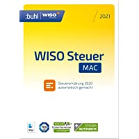WISO Steuer-Mac 2021 (für Steuerjahr 2020   Mac Aktivierungscode per Email)
