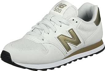 New Balance Gw500 Wg Blanc Et Or Blanc 39 : Amazon.fr: Chaussures ...