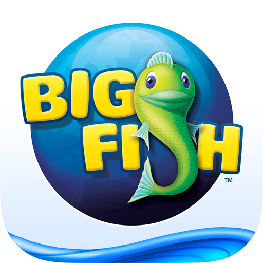 Big Fish Spiele-App (Fish Big App)