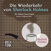 Die Wiederkehr von Sherlock Holmes · Hörbuch Edition