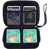 COMECASE Hard Case Tragetasche Hülle für SKYJO unterhaltsame Kartenspiel. Passend für bis zu 360 Karten. Enthält 2 Herausnehm