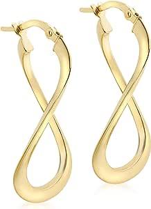Carissima Gold - Orecchini da Donna, Oro Giallo 9K (375)