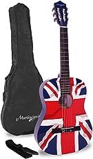 Martin Smith W-36-GB-PK Acoustic Gitarre