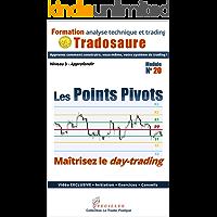 Les Points Pivots : maîtrisez le day-trading: Ebook + Vidéo exclusive (Formation à l'analyse technique t. 20) (French…