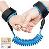 Lictin Anti-Lost Wrist Flexible Child Walking Strap Adjustable Child Safety Strap Anti Lost Wrist Walking Hand Belt…