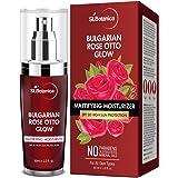 StBotanica Bulgarian Rose Otto Glow Mattifying Moisturizer Spf 30 For Oily, Acne Prone or Sensitive Skin, 60 ml (STBOT686)