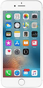 Apple iPhone 7 with FaceTime - 32GB, 4G LTE, Silver - Certified Pre Owned