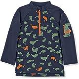 Sterntaler Langarm-schwimmshirt Wale Camisa de protección de Sarpullido para Bebés