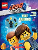 The LEGO Movie 2: Activity Book with Minifigure: Vest Friends (Lego The Lego Movie)