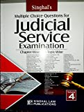 Multiple Choice Questions for Judicial Service Examination (Chapter-wise and Topic-wise) Vol.4
