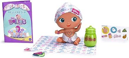 The Bellies - Bobby -Boo, muñeco interactivo para niños y niñas de 3 a 8 años (Famosa 700014566)