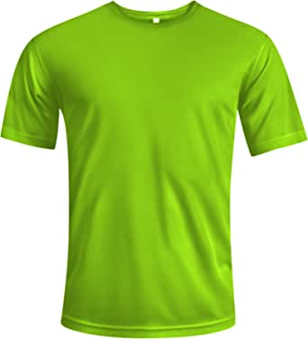MKR Quick Drying Breathable Short Sleeve Sports T-Shirt