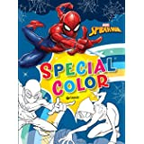 Spider-Man. Special color