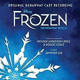 Frozen - The Broadway Musical (Various Artists) allemand]