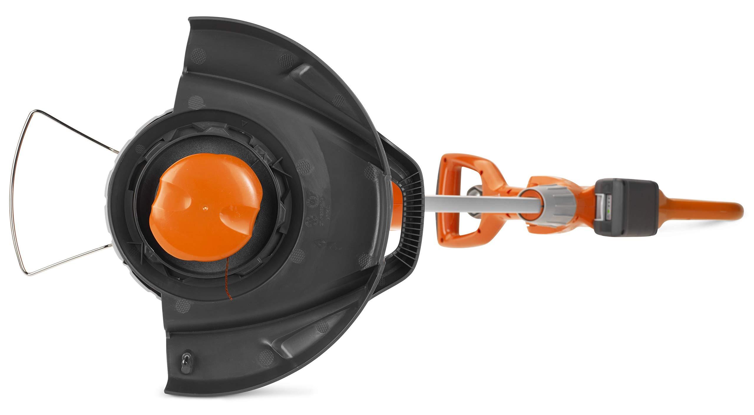 Flymo Contour Cordless 20V Li Grass Trimmer, 20V Li-Ion Battery, 25cm Cutting Width
