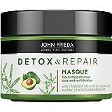 John Frieda Detox and Repair Masque 250ml - for Dry, Stressed, Damaged Hair