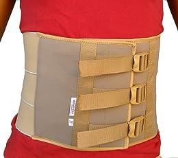 Wonder Care Elastic Abdominal Belt Binder After C-Section Delivery for Women (Medium)