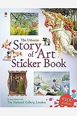 Story of Art Sticker Book (Activity Books) Paperback