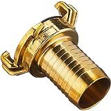 """GARDENA messing slangstuk voor snelkoppeling: Slangadapter voor slangen van 25 mm (1""""), technische armaturen van GARDENA (710"""