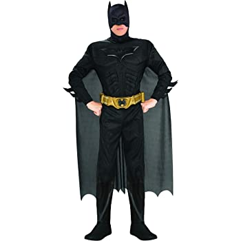 Costume Per Amazon Batman Rubie's 880671 Nero Uomo Di it M PwBP5qx1I