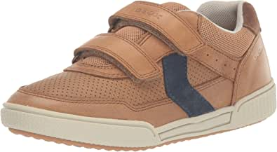 Geox Boys' J POSEIDO J02BCA0CLBU Sneaker