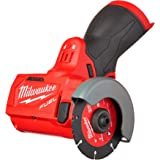 Milwaukee 2522-20 M12 FUEL 3-Inch Compact Cut Off Tool (Bare Tool)