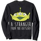 Disney Pixar Toy Story Aliens Stranger Outside Sweatshirt