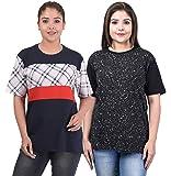 SHAUN Women Half Sleeve T-Shirt