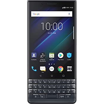 Blackberry PRD 65004–061key2le, 64+ 4GB, Dual SIM Space Blu - QWERTZ