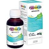 PEDIAKID - Complément Alimentaire Naturel Pediakid Nervosité - Formule Exclusive au Sirop d'Agave - Favorise l'Apaisement - R