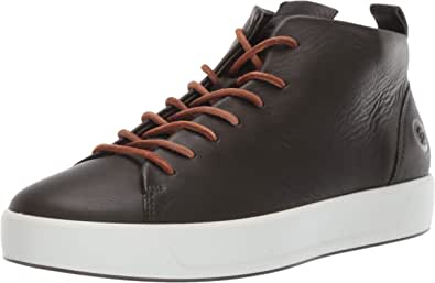 ECCO Soft 8 M, Sneaker a Collo Alto Uomo