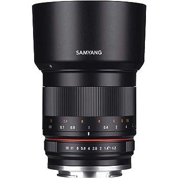 SAMYANG 1223202101 50mm Objectif F1.2 pour Canon M