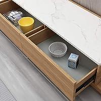 PROHOUS Tapis de Tiroir étanche EVA 45 x 200CM Tapis Antidérapant Gris Tapis d'armoire Tapis de Refrigerateur pour…