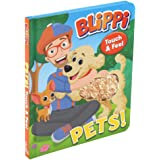 Blippi: Pets (Touch and Feel)