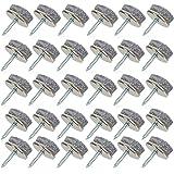 almohadillas de fieltro para muebles almohadillas Dia 22mm paquete de 30 almohadillas de fieltro para protección de muebles a